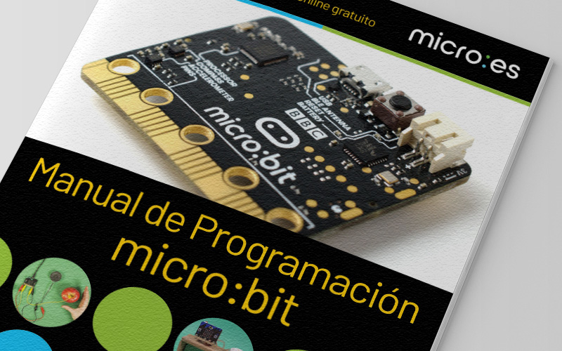 guía manual de programación microbit