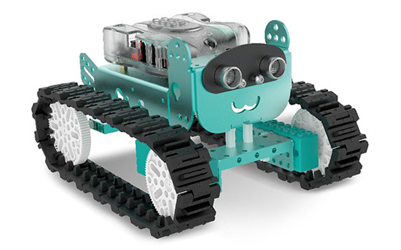 robot Mio, la alternativa al mBot de Makeblock