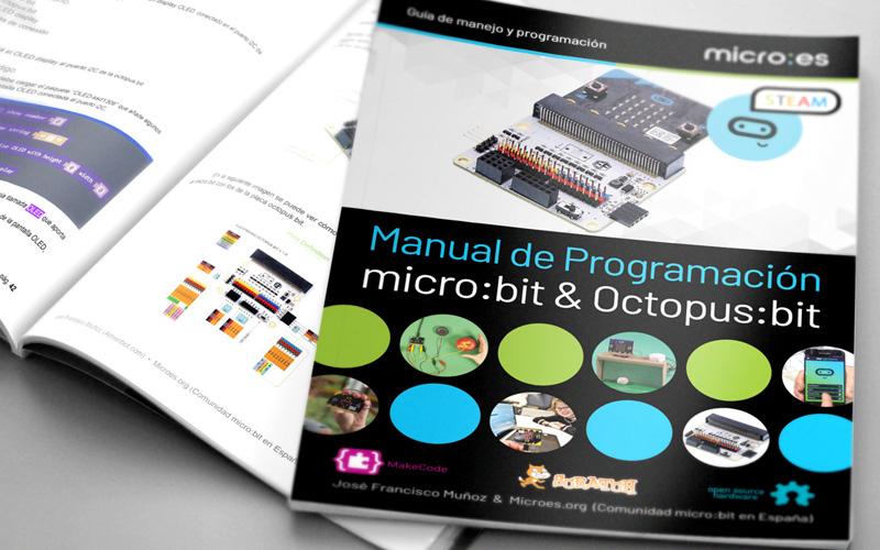 Nuevos Manuales para microbit